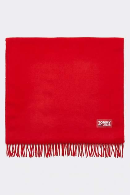 Шарф женский Tommy Hilfiger AW0AW07243 красный