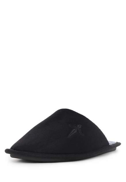 Мужские домашние тапочки T.Taccardi 03006040, черный