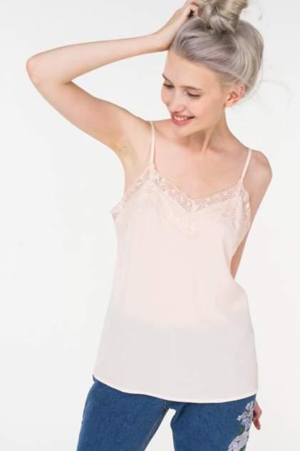 Блуза женская Incity 1.1.2.18.01.04.00462/131405 розовая 42 RU