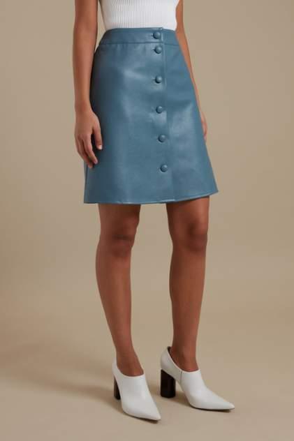 Женская юбка ZARINA 121212212, голубой