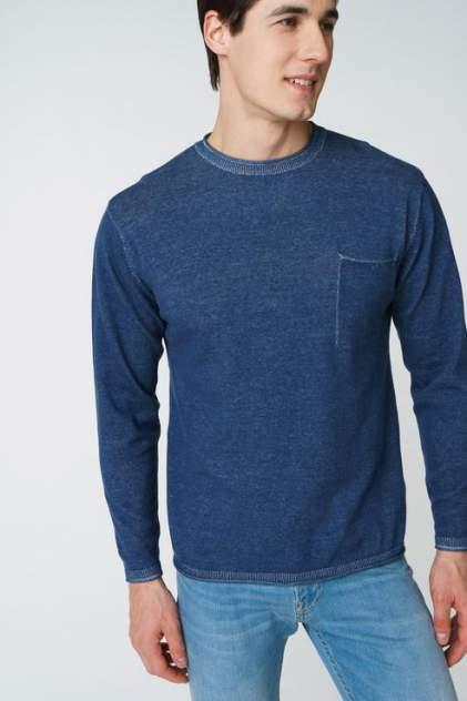 Джемпер мужской Baon B638020 синий 50 RU