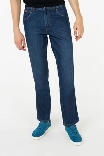 Джинсы мужские Wrangler W12123257 синие 36/32 USA