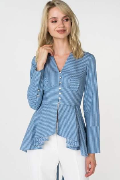 Женская блуза Audrey right 180854-20033, голубой