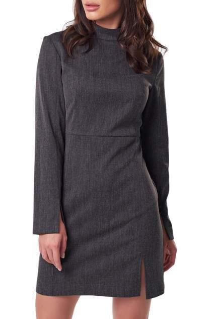 Платье женское Fly 893-11 серое 40 RU