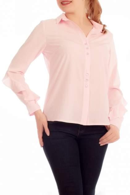 Блуза женская Lamiavita ЛА-В570(03) розовая 48 RU