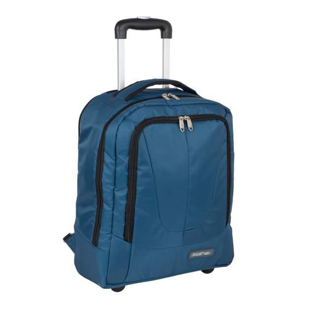 Дорожная сумка Polar П7102 синяя 38 x 49 x 19