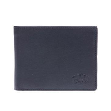 Бумажник KLONDIKE 1896 Dawson KD1124-01 натуральная кожа черный
