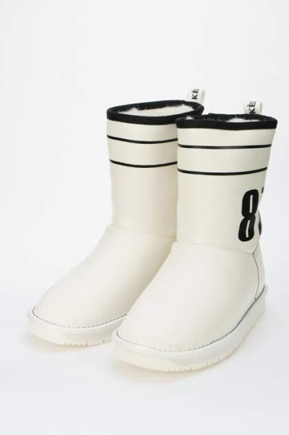 Угги женские Keddo 898215/22 белые 36 RU