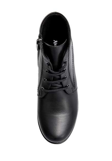 Ботинки женские Alessio Nesca 710018072 черные 39 RU