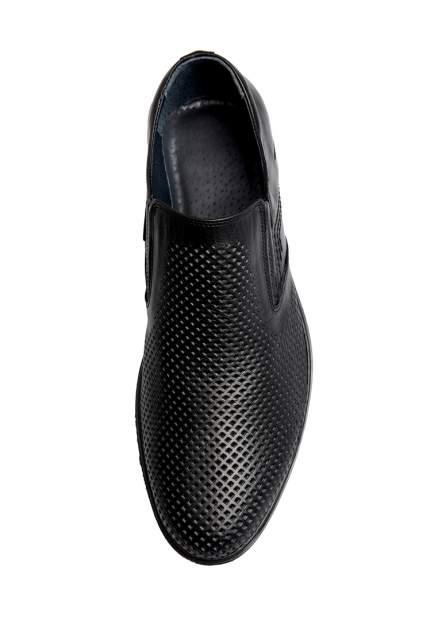 Туфли мужские Alessio Nesca 32606370 черные 43 RU