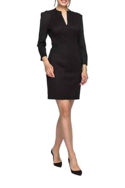 Платье женское Gloss 25348(01) черное 42 RU