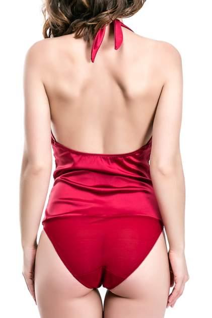 Боди женский GRACIJA-RIM 59400-000477 красный 40 EU