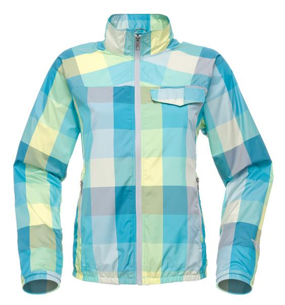 Куртка The North Face Penelope, blue plaid, S INT