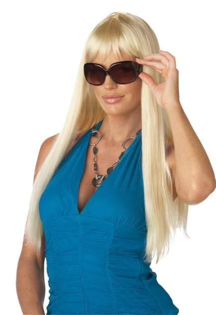 Парик Сногшибательная блондинка взрослый California Costumes k70158