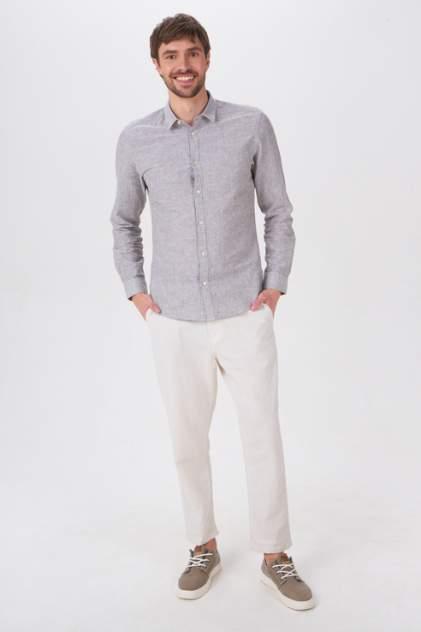 Рубашка мужская ONLY & SONS 22018864 серая 50 RU