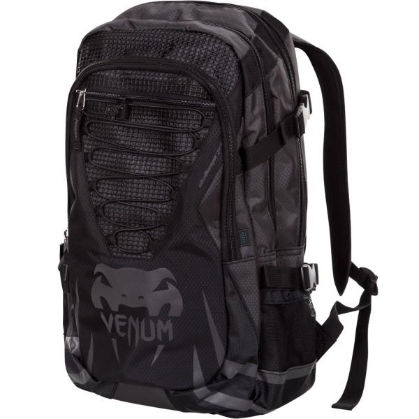 Рюкзак унисекс Venum Challenger Pro Black/Black,