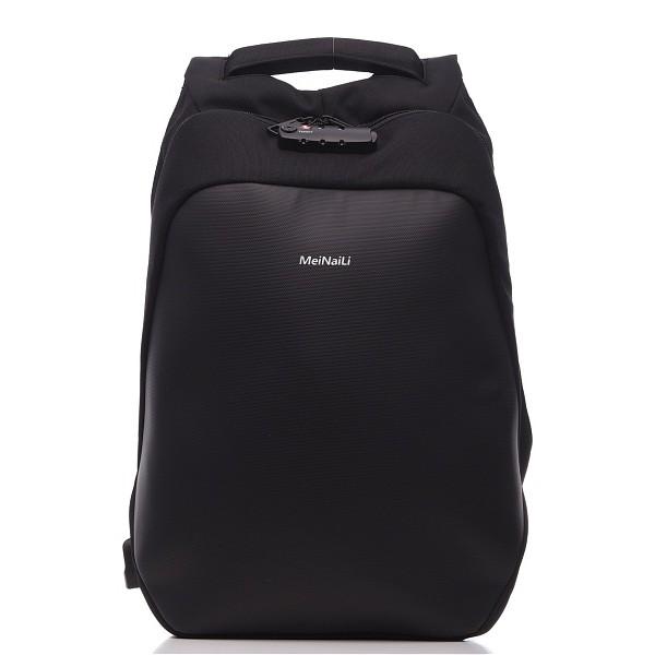 Рюкзак унисекс Athletic pro. IFBPAT701 Black