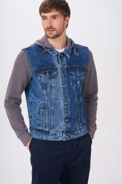 Джинсовая куртка мужская ONLY & SONS 22019973 синяя 54 RU