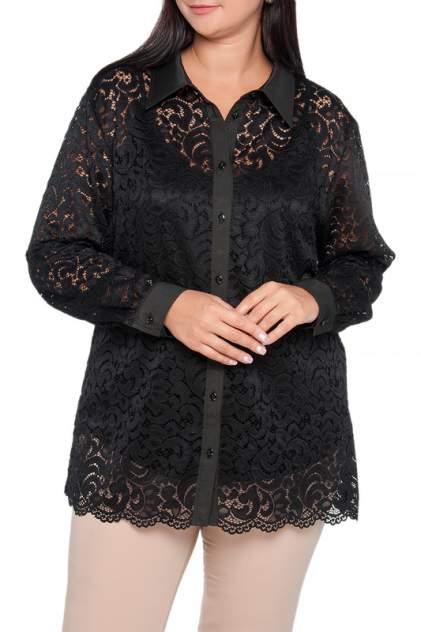 Блуза женская Limonti 76320 черная 54