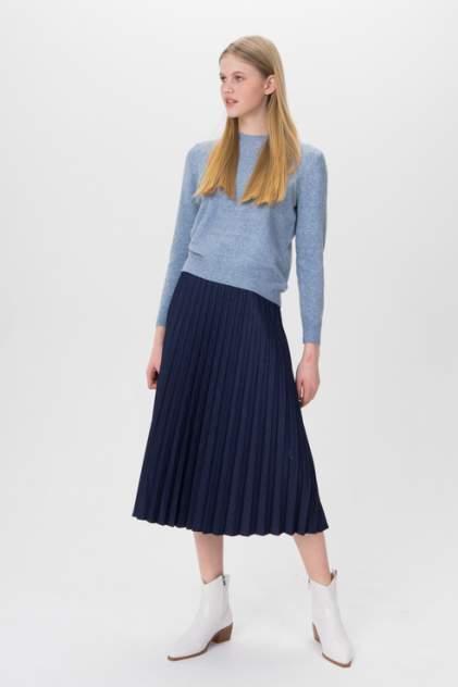 Женская юбка Vilatte D26.396, синий