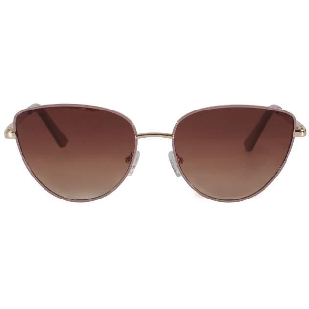 Солнцезащитные очки женские Ekonika EN48227 коричневые