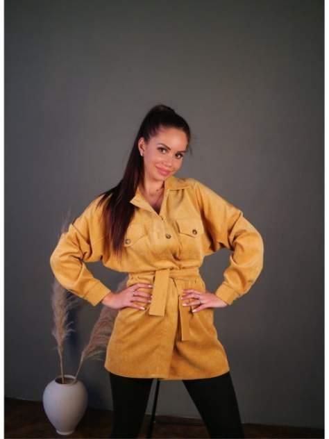Женская рубашка DAZZLE STYLE Меган, коричневый
