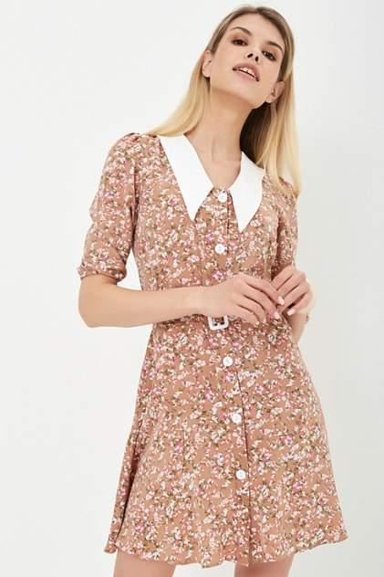 Женское платье ELARDIS El_W11004, бежевый