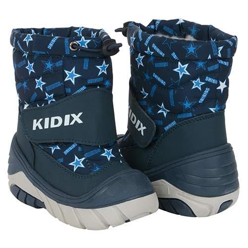 Сапоги детские Kidix, цв.синий