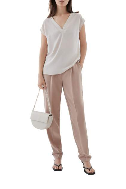 Блуза женская ZARINA 328103303 бежевая 42