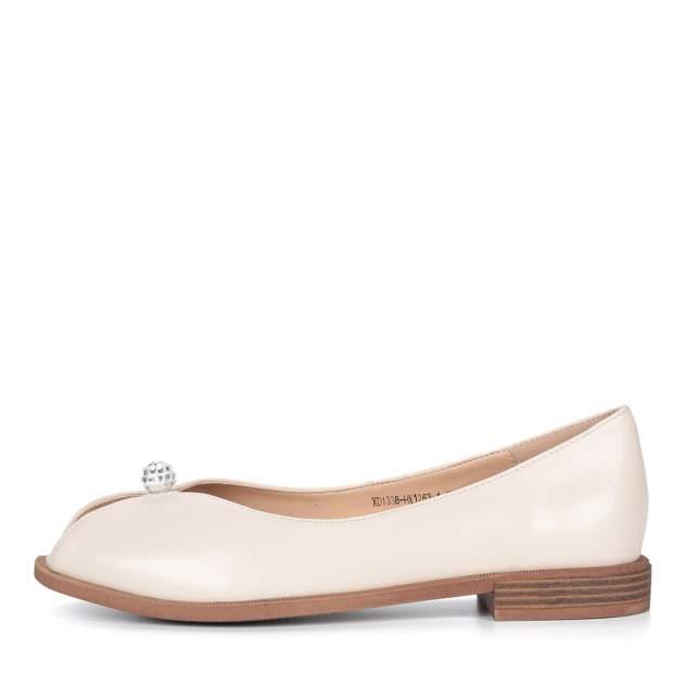 Туфли женские Respect XD1338-HX1263 белые 39 RU