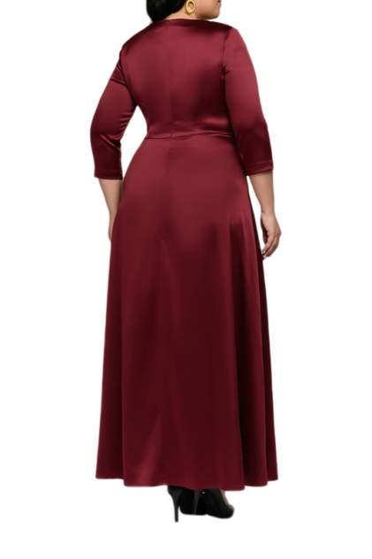 Вечернее платье женское D&M by 1001DRESS 0112001-01955BO красное XL
