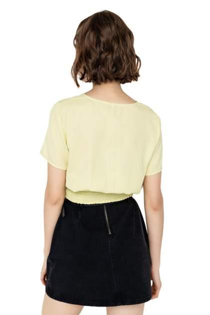 Блуза женская befree 2021120301 зеленая L