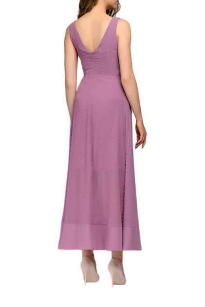 Вечернее платье женское D&M by 1001DRESS 0112001-30064VL фиолетовое XL