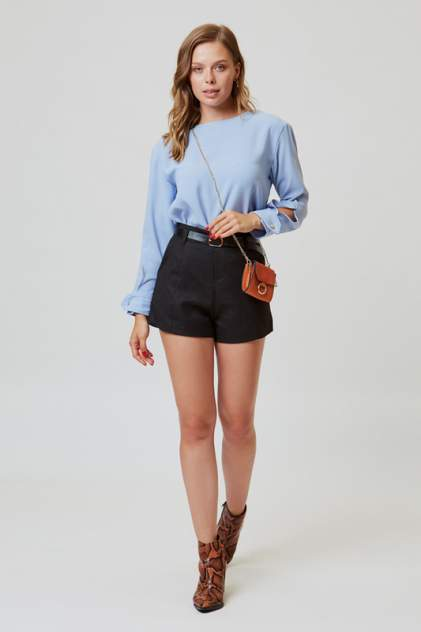 Блуза женская Vittoria Vicci 1-20-2-2-02-6564 голубая M