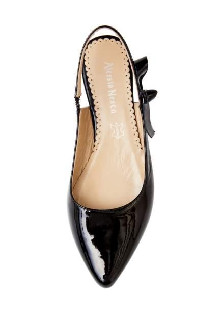 Туфли женские Alessio Nesca 27306770 черные 36 RU