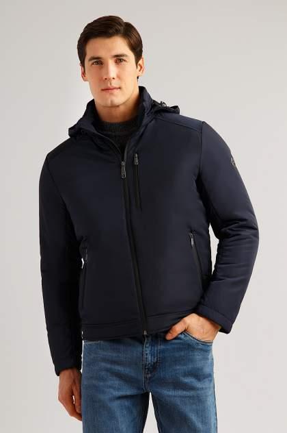 Куртка мужская Finn Flare B19-21000 синяя 2XL