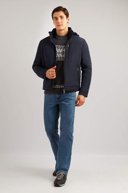 Куртка Finn Flare B19-21000, синий