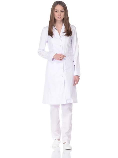 Халат медицинский женский Med Fashion Lab 03-485-04-023 белый 52-164