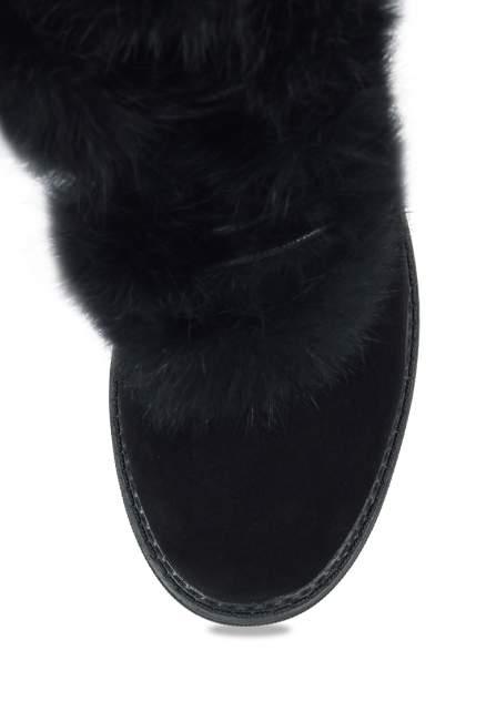 Ботинки женские Alessio Nesca 25707460 черные 36 RU