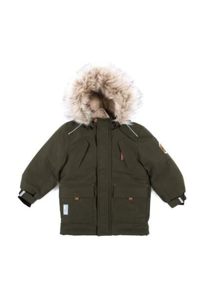 Куртка NaNo F 19 M 1301 цв.зеленый р.116