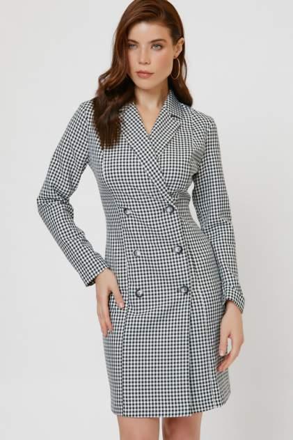 Платье-пиджак женское Vittoria Vicci 2005-00-51775-1 черное 52