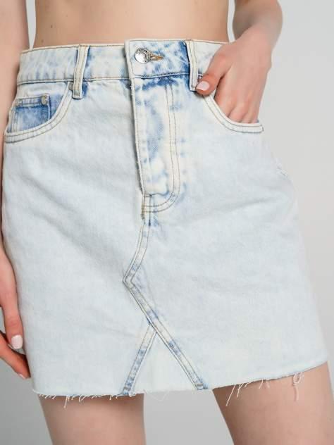 Женская юбка ТВОЕ A6204, голубой