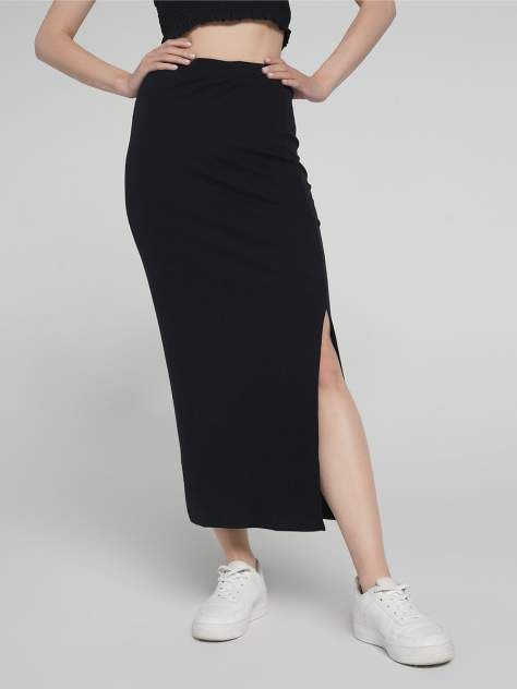 Женская юбка ТВОЕ 81377, черный
