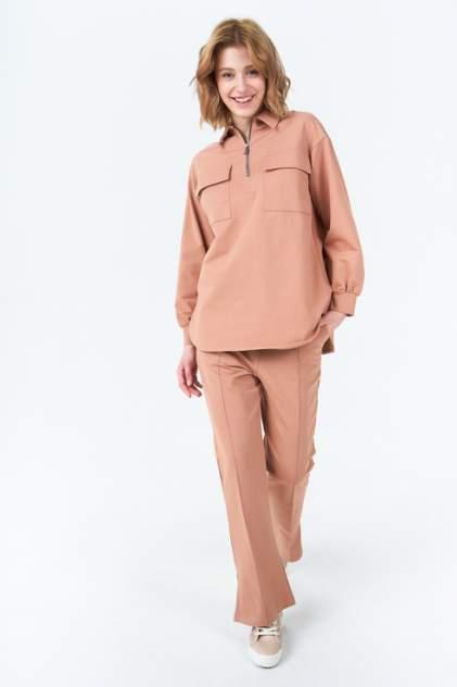 Костюм женский ELARDIS El_W40979 коричневый 46 RU