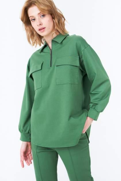 Костюм женский ELARDIS El_W40979 зеленый 46 RU