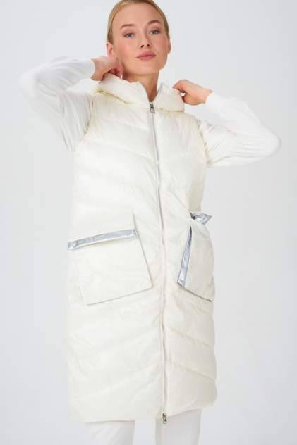 Женский утепленный жилет ELARDIS El_W60934, белый
