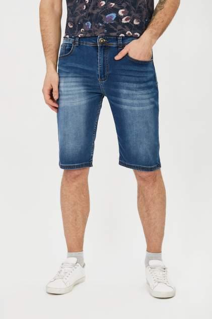 Джинсовые шорты мужские Baon B821004 синие XL