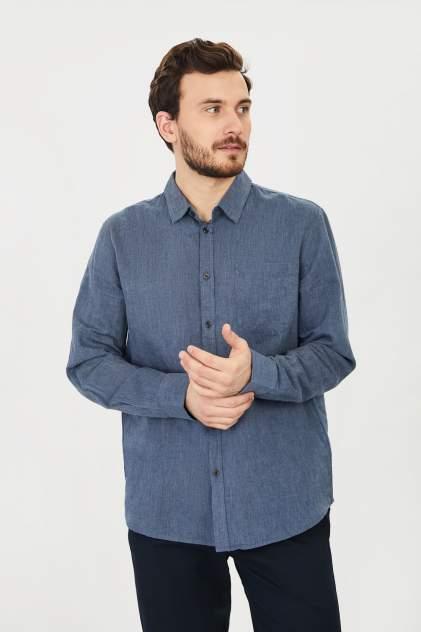 Рубашка мужская Baon B661202, синий