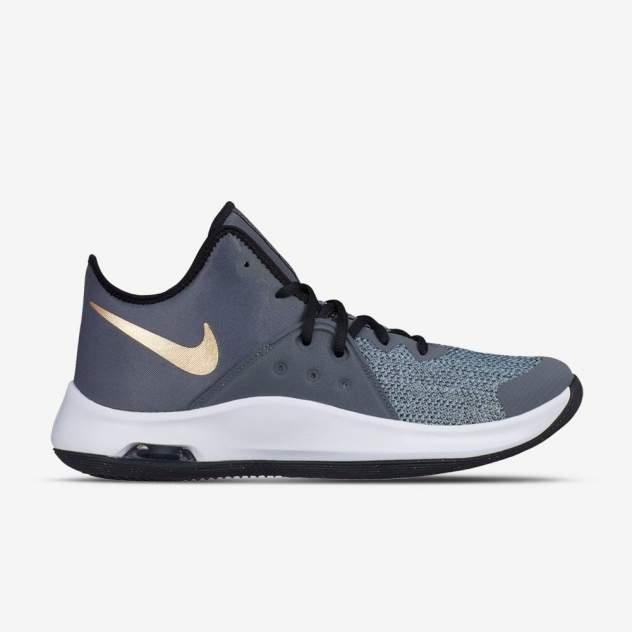 Кроссовки мужские Nike Versitile AO4430, серый