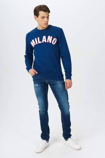 Джинсы мужские Guess M1GAN1D4CH1WLS1, синий